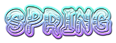 Font Jokewood Spring Logo Preview