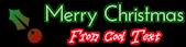 Font Josefin Christmas Symbol Logo Preview