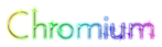 Font Josefin Chromium Logo Preview