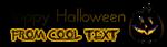 Font Josefin Halloween Symbol Logo Preview