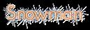 Font Josefin Snowman Logo Preview