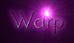 Font Josefin Warp Logo Preview