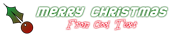 Font Jumbo Christmas Symbol Logo Preview