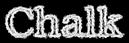 Font Kacst Naskh Chalk Logo Preview