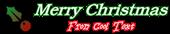 Font Kacst Naskh Christmas Symbol Logo Preview