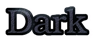 Font Kacst Naskh Dark Logo Preview
