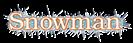 Font Kacst Naskh Snowman Logo Preview