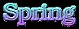 Font Kacst Naskh Spring Logo Preview