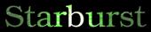 Font Kacst Naskh Starburst Logo Preview