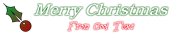 Font Kacst Pen Christmas Symbol Logo Preview
