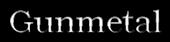 Font Kacst Pen Gunmetal Logo Preview