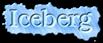 Font Kacst Pen Iceberg Logo Preview