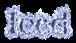 Font Kacst Pen Iced Logo Preview