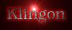 Font Kacst Pen Klingon Logo Preview