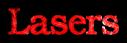 Font Kacst Pen Lasers Logo Preview