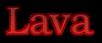 Font Kacst Pen Lava Logo Preview