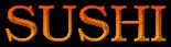 Font Kacst Pen Sushi Logo Preview