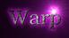 Font Kacst Pen Warp Logo Preview