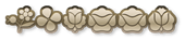 Font Kalocsai Flowers Glossy Logo Preview