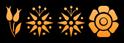 Font Kalocsai Flowers Keen Logo Preview
