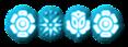 Font Kalocsai Flowers Neon Logo Preview