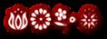 Font Kalocsai Flowers Rage Logo Preview