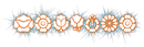 Font Kalocsai Flowers Snowman Logo Preview