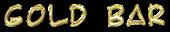 Gold Bar Logo Style