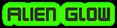 Font Karnivore Alien Glow Logo Preview