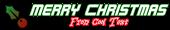 Font Karnivore Christmas Symbol Logo Preview
