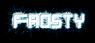 Font Karnivore Frosty Logo Preview