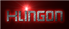Font Karnivore Klingon Logo Preview