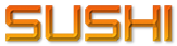 Font Karnivore Sushi Logo Preview