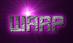 Font Karnivore Warp Logo Preview