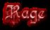 Font Kelly Ann Gothic Rage Logo Preview