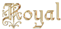 Font Kelly Ann Gothic Royal Logo Preview