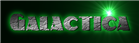 Font Kerfuffle Galactica Logo Preview
