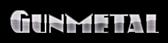 Font Kerfuffle Gunmetal Logo Preview