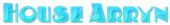 Font Kerfuffle House Arryn Logo Preview