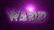 Font Kerfuffle Warp Logo Preview