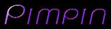 Font Kicking Limos Pimpin Logo Preview