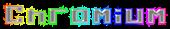 Font Kiloton Chromium Logo Preview