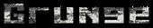 Font Kiloton Grunge Logo Preview