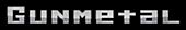 Font Kiloton Gunmetal Logo Preview