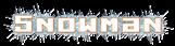 Font Kiloton Snowman Logo Preview