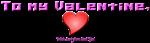 Font Kiloton Valentine Symbol Logo Preview
