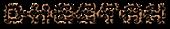 Font Kinex Cheetah Logo Preview