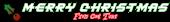Font Kinex Christmas Symbol Logo Preview