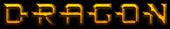 Font Kinex Dragon Logo Preview