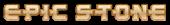 Font Kinex Epic Stone Logo Preview